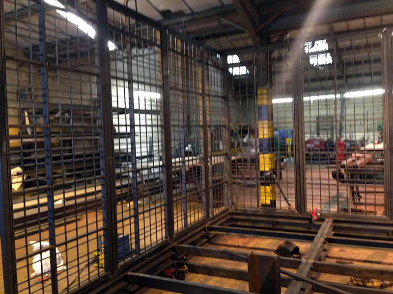 THE WRIGHT BROS - CAGE WORKS IN PROGRESS (2)