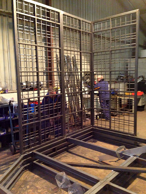 THE WRIGHT BROS - CAGE WORKS IN PROGRESS